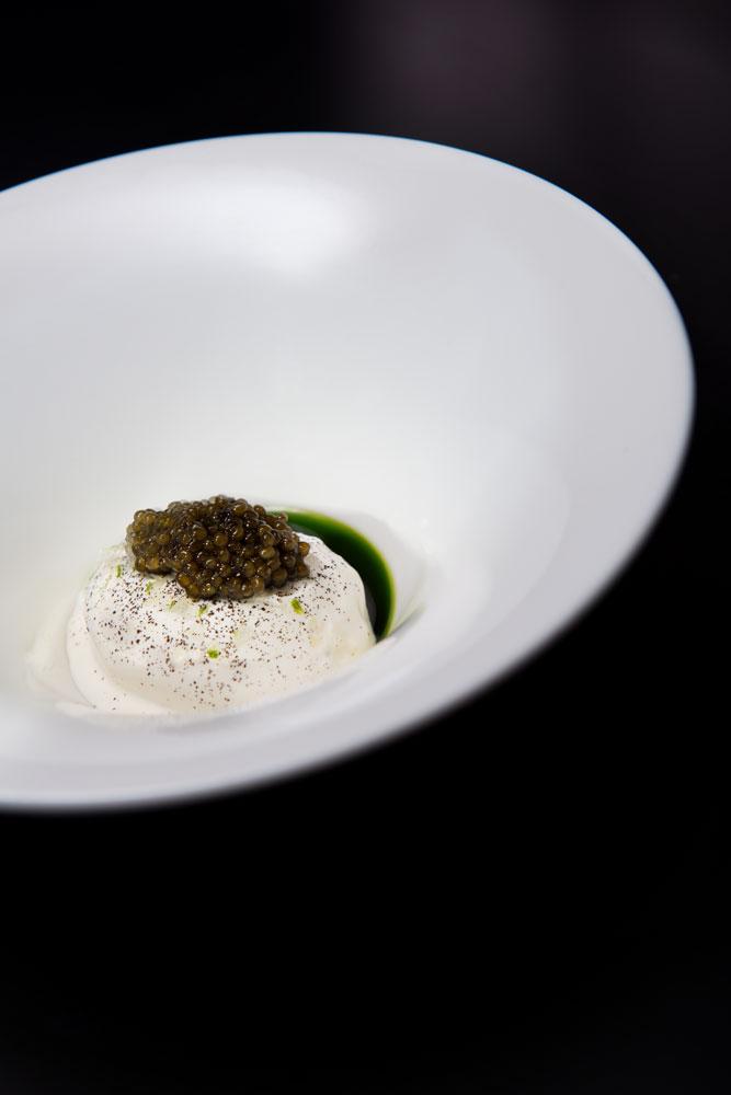 Egg Caviar & Dill